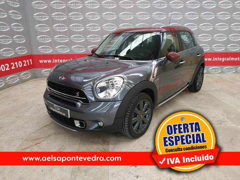 Mini Countryman 2.0 140CV MINI COUNTRYMAN COOPER SD COUNTRYMAN