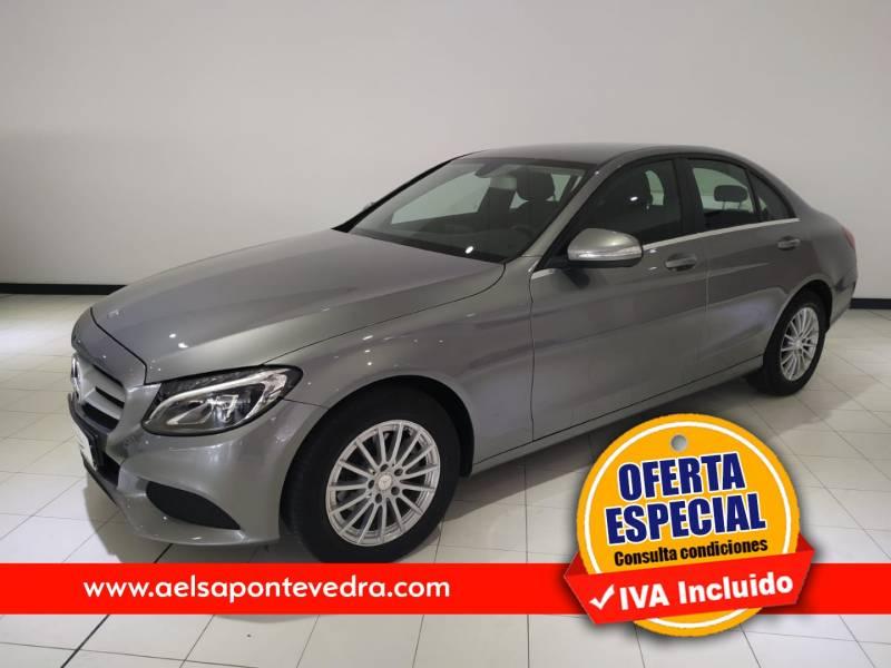 Mercedes-Benz Clase C 1.6  115cv 115cv