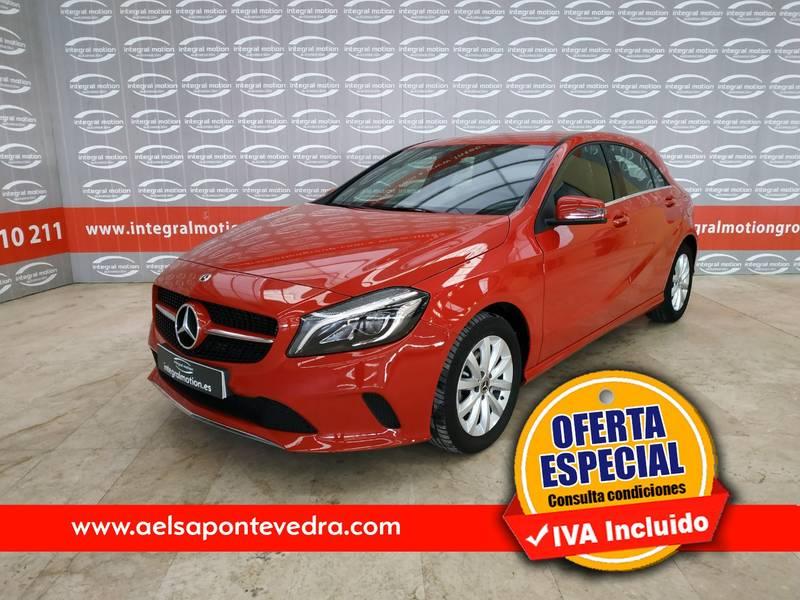 Mercedes-Benz Clase A 1.5 110cv Mercedes-Benz Clase A 180 CDI BlueEFFICIENCY Style