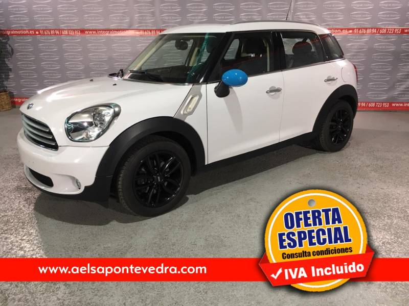Mini Countryman 1.6 110CV COOPER D