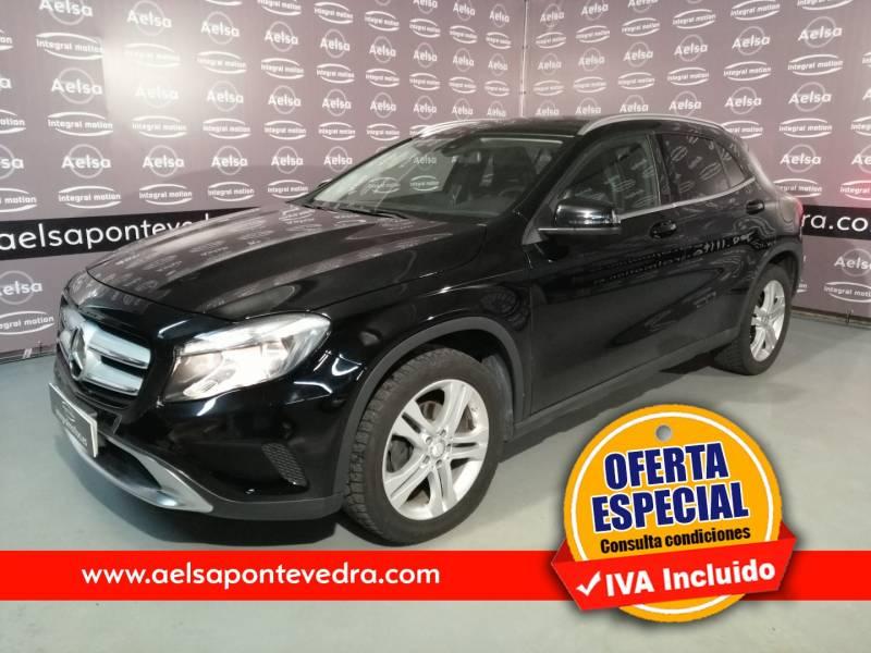 Mercedes-Benz Clase GLA 2.0 136CV URBAN