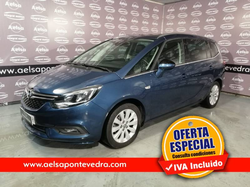 Opel Zafira 1.6 136CV MANUAL