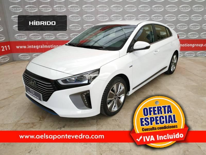 Hyundai IONIQ 1.6 141 CV Hyundai IONIQ 1.6 GDI HEV Tecno DCT