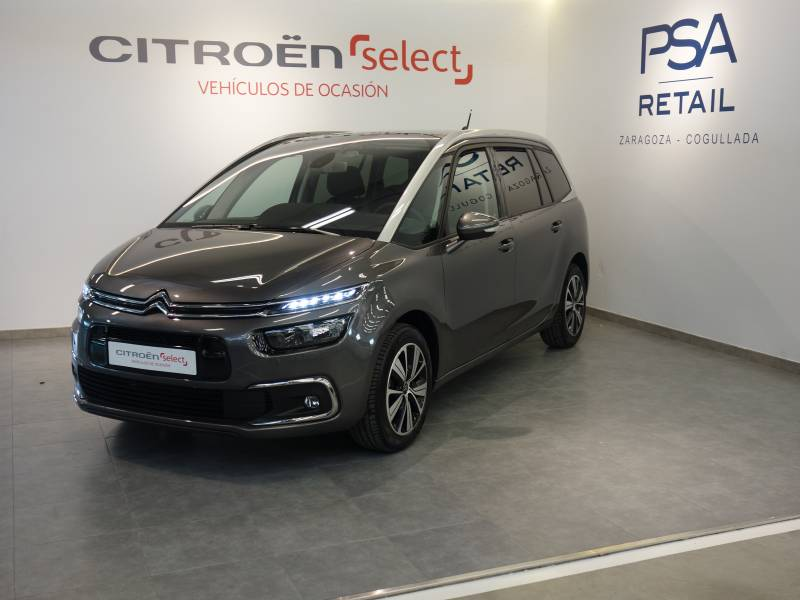 Citröen Grand C4 Picasso BlueHDi 88KW (120CV) Feel