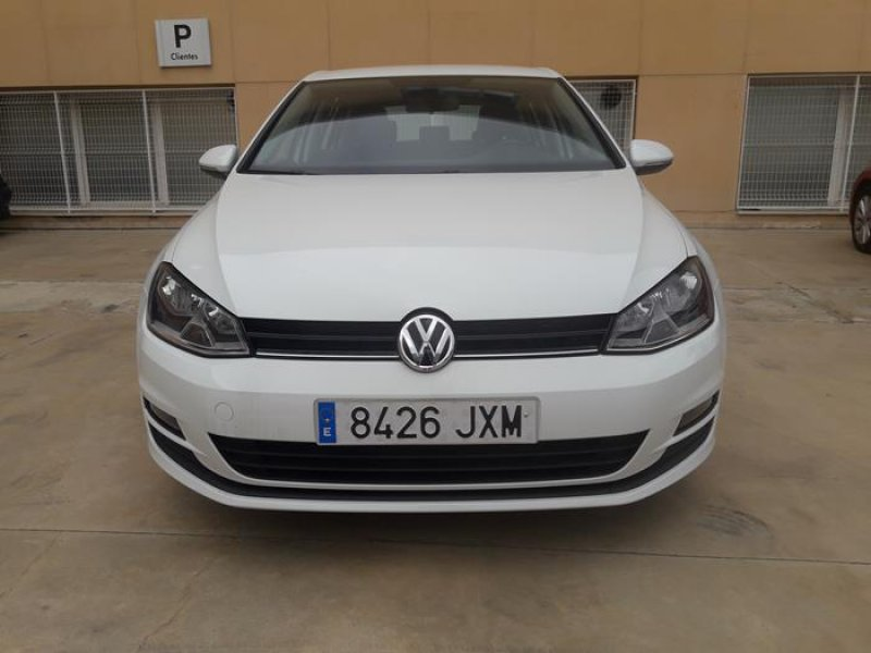 Volkswagen Golf 1.6 TDI 110cv Bluemotion