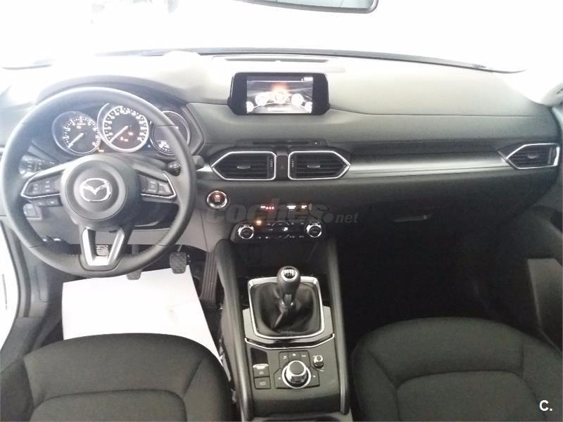 Mazda CX-5 2.0 121kW GE 2WD evolution navy