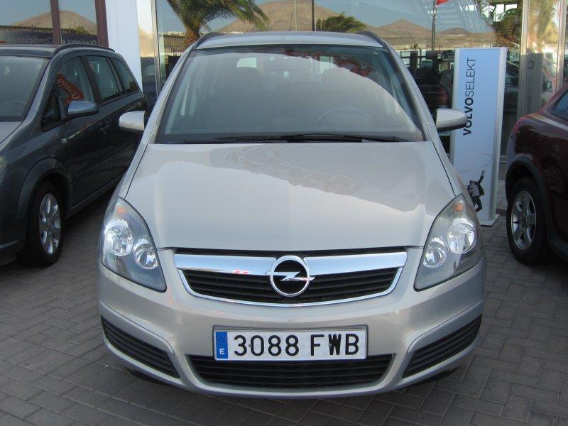 Opel Zafira 1.8 16v ENJOY