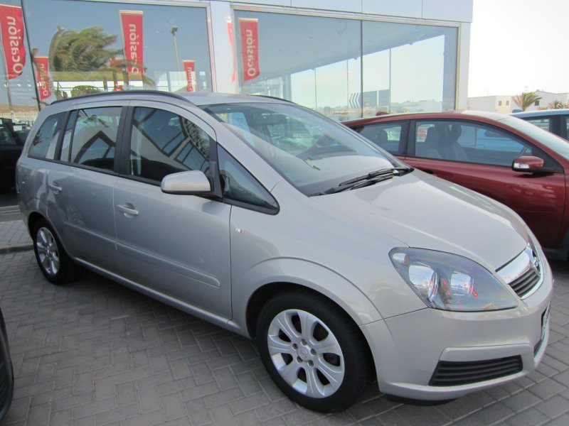 Opel Zafira 1.8 16v ENJOY