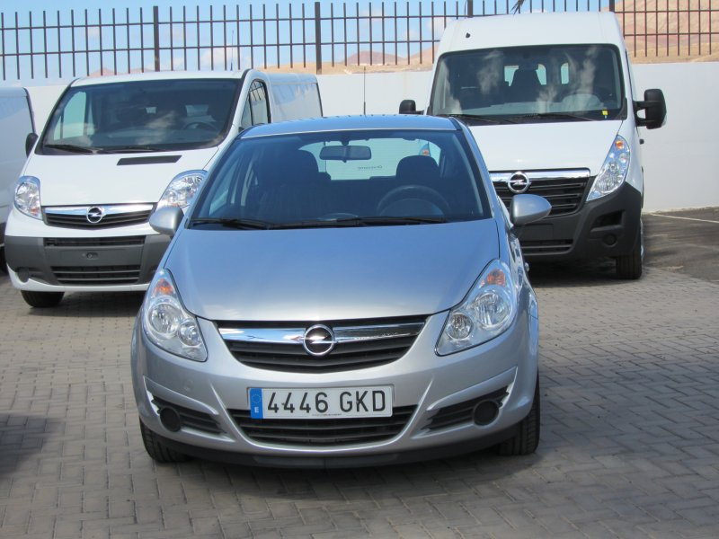 Opel Corsa 1.4 C´mon