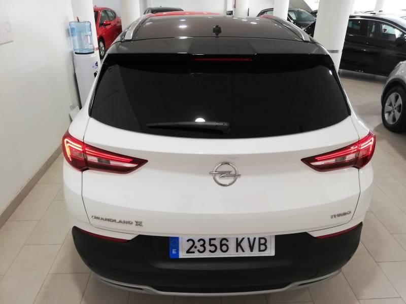 Opel Grandland X 1.2 Turbo Design Line