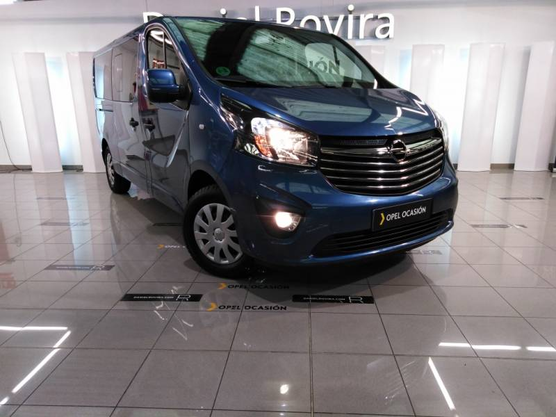 Opel Vivaro 1.6 CDTI S/S 107kW L2 2.9t  -9 Combi Plus