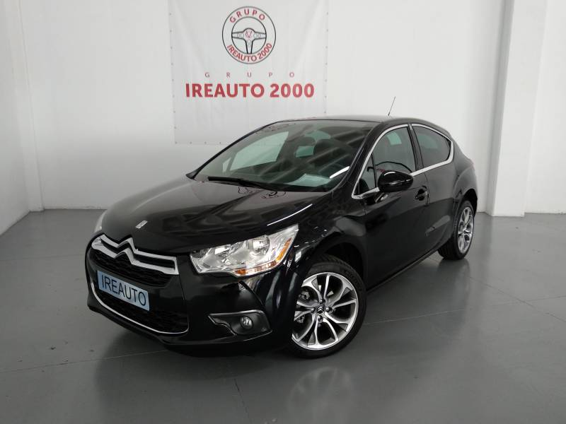DS DS 3 1.6 HDI 110 Cv Automático