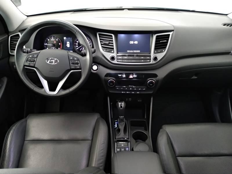 Hyundai Tucson 2.0 CRDi 136cv BlueDrive   Tecno 4x4 Tecno