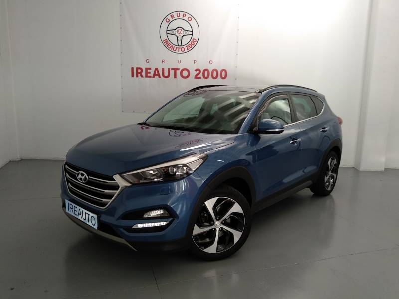Hyundai Tucson 2.0 CRDi 136cv Automático  Tecno 4x4 Tecno