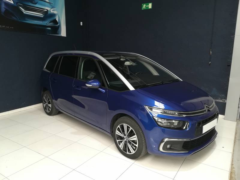 Citröen Grand C4 Picasso BlueHDi 150 EAT6 Shine