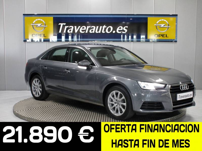 Audi A4 2.0 TDI 110kW S tronic Advanced edition