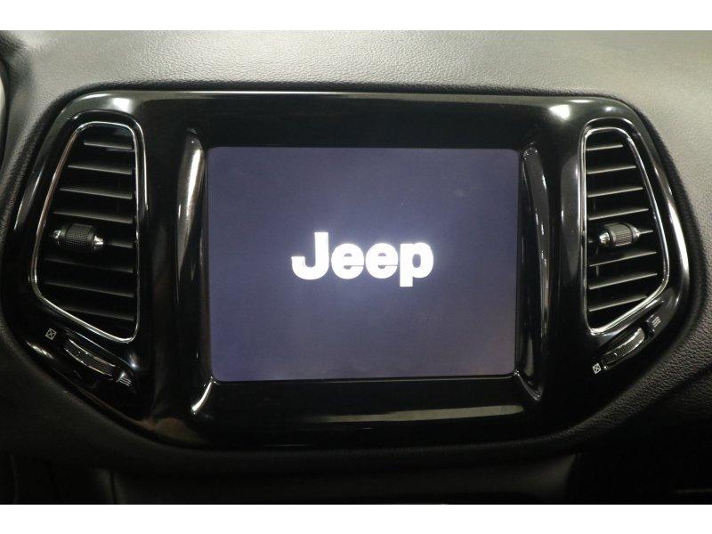 Jeep Compass 2.0 Mjet 103kW 4x4 AD Limited