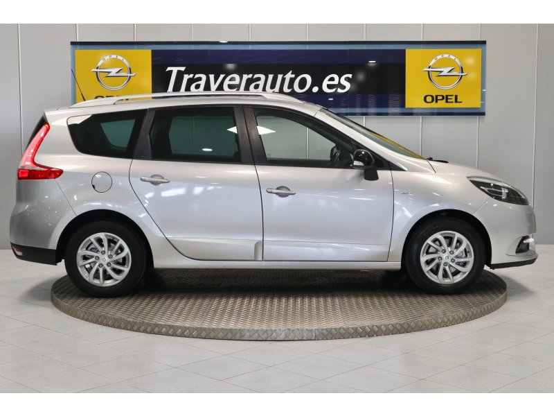 Renault Grand Scénic dCi 110 EDC 7p Limited