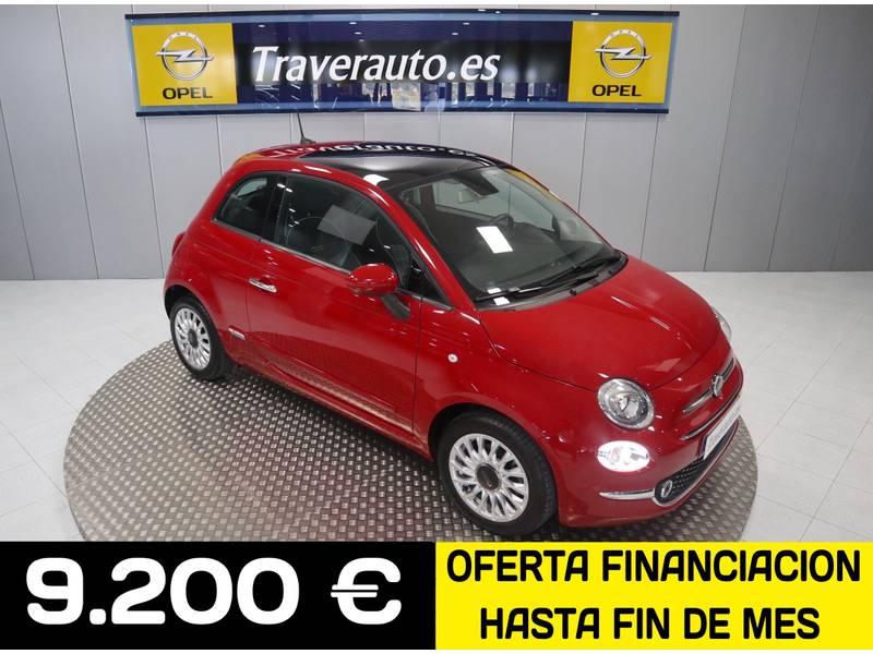 Fiat 500 0,9 63KW (85 CV) Lounge