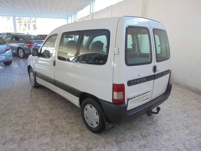 Citröen Berlingo 1.9D 600 -