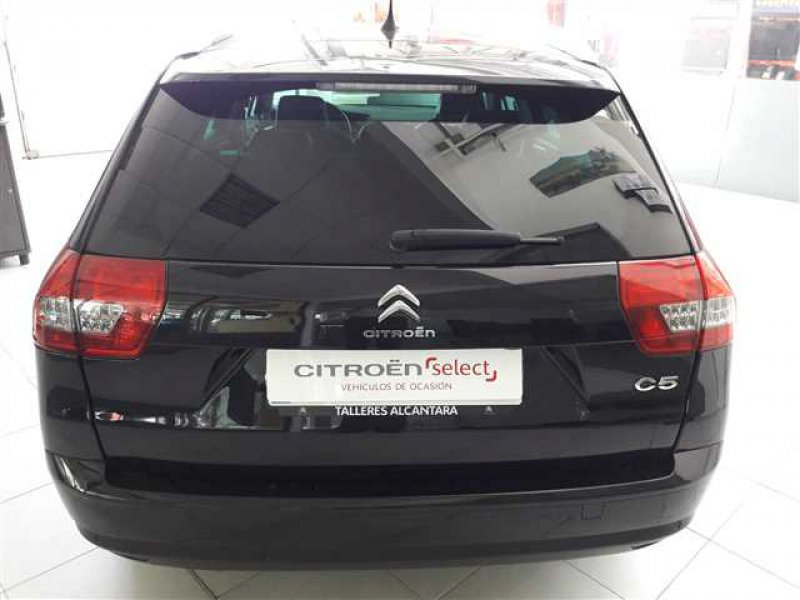 Citröen C5 2.0 HDi 160cv Auto. Cross Tourer