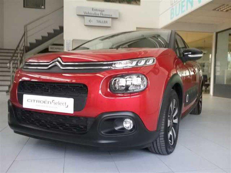 Citroën C3 BlueHDi 73KW (100CV) S&S FEEL Feel