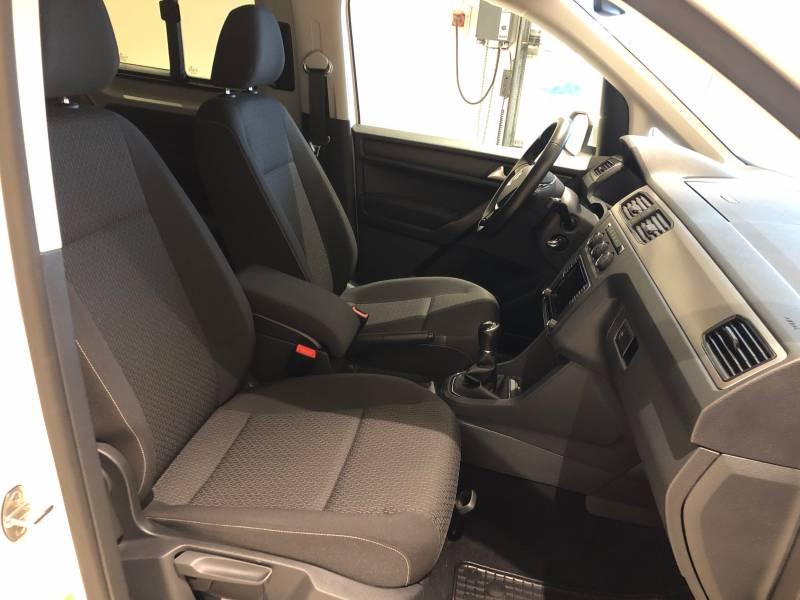 Volkswagen Caddy 2.0 TDI SCR BMT 102CV Outdoor