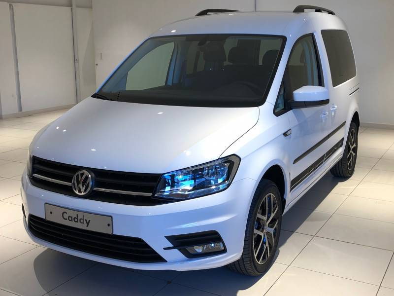 Volkswagen Caddy 1.4 TSI 96kW (131CV) BMT Outdoor