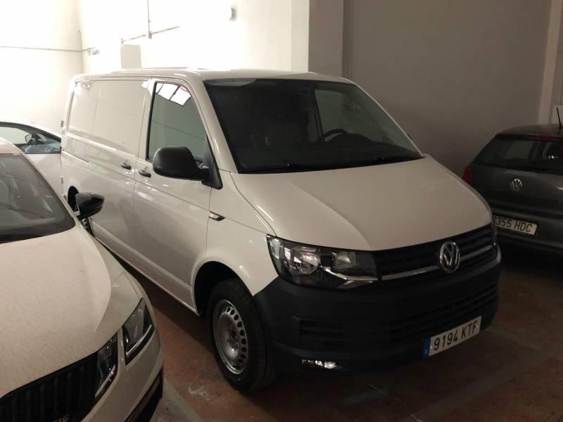 Volkswagen Transporter Corto TM 2.0 TDI 75kW (102CV) BMT Furgón