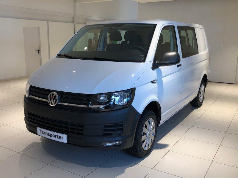 Volkswagen Transporter Corto TM 2.0 TDI 75kW (102CV) BMT Mixto Plus