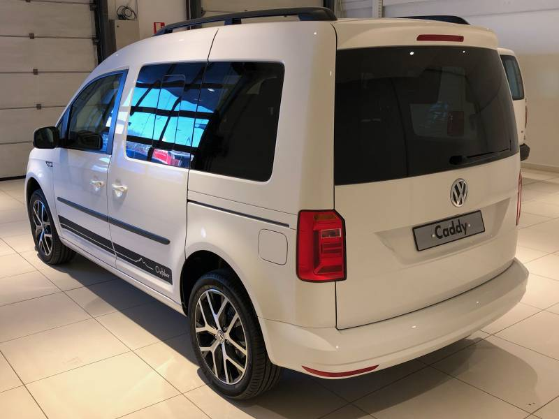 Volkswagen Caddy 1.0 TSI 75kW (102CV) BMT Outdoor