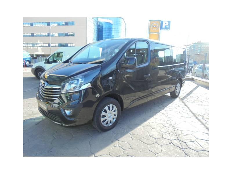 Opel Vivaro 1.6CDTI S/S 88kW (120CV) L2 2.9t Combi 9 -