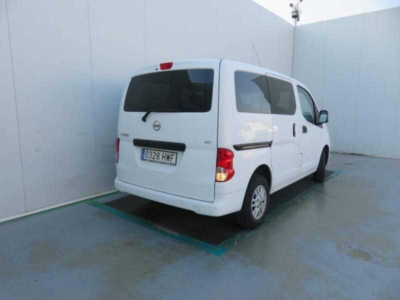 Nissan NV200 1.5dCi 90CV   Combi 5 COMFORT