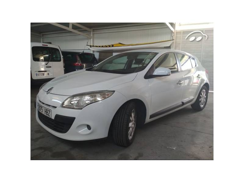 Renault Mégane 2011 dCi 110 eco2 E5 Emotion