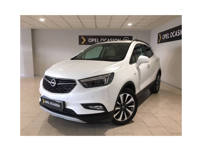 Opel Mokka X 1.6 CDTi 100kW 4X4 S&S Innovation
