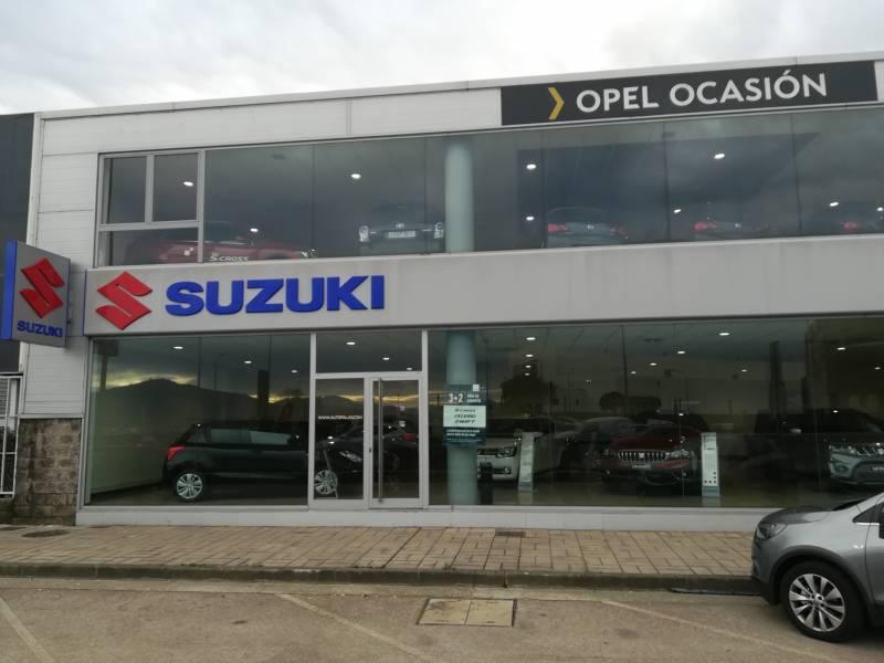 Suzuki Swift 1.2 GLE