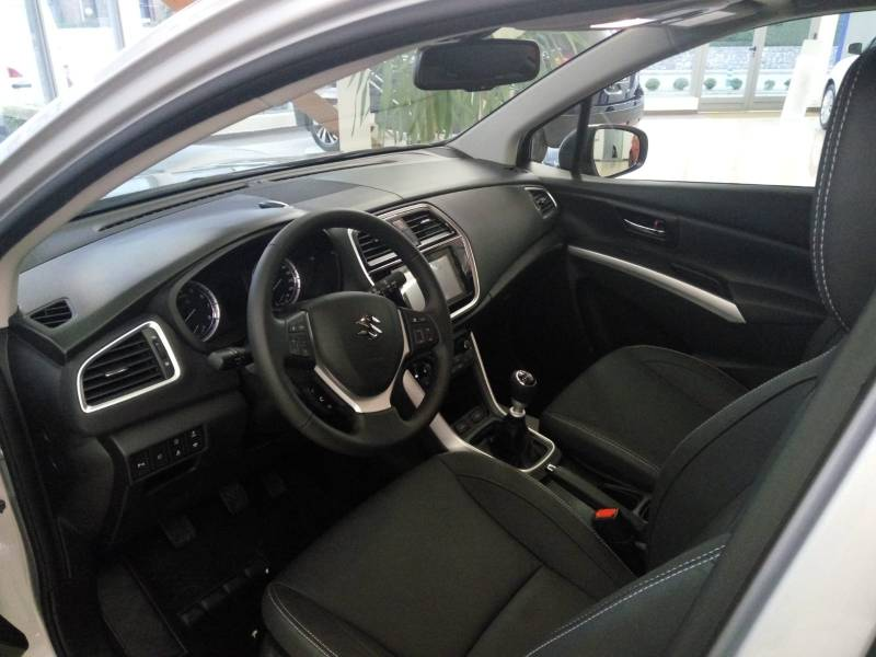 Suzuki SX4 S-Cross 1.4 DITC GLX