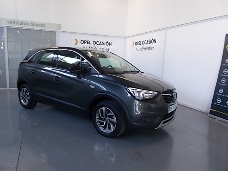 Opel Crossland X 1.2T 81kW (110CV) ecoTEC S/S A/T Excellence