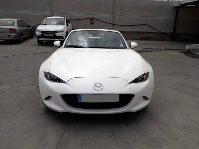 Mazda MX-5 2.0 118kW (160CV) Zenith