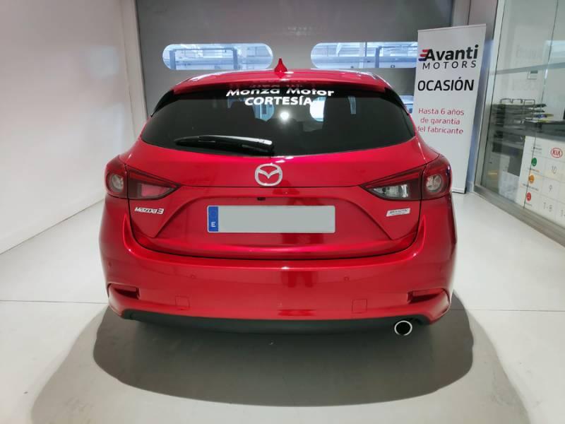 Mazda Mazda3 1.5 DE 77KW MT Black Tech Edition