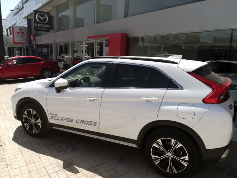 Mitsubishi Eclipse Cross 150T CVT Motion