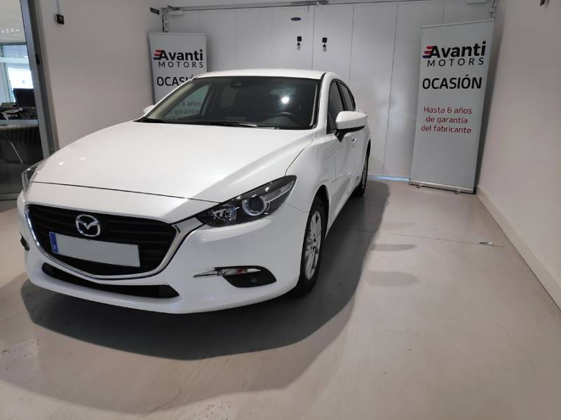 Mazda Mazda3 2.0 GE 88kW MT  +Nav Evolution
