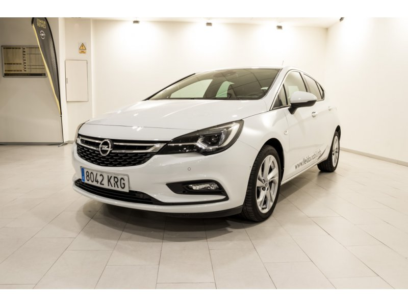 Opel Astra 1.4 Turbo 92kW (125CV) Dynamic