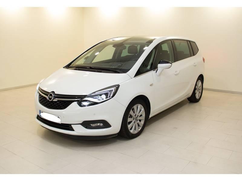 Opel Zafira 2.0 CDTi   Auto llanta 17 Excellence