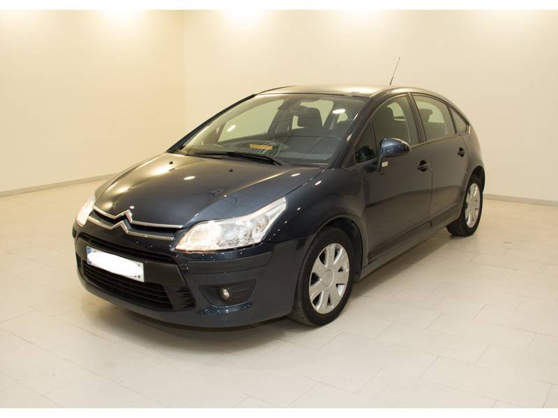 Citroën C4 1.6 HDi 110 AUT Exclusive