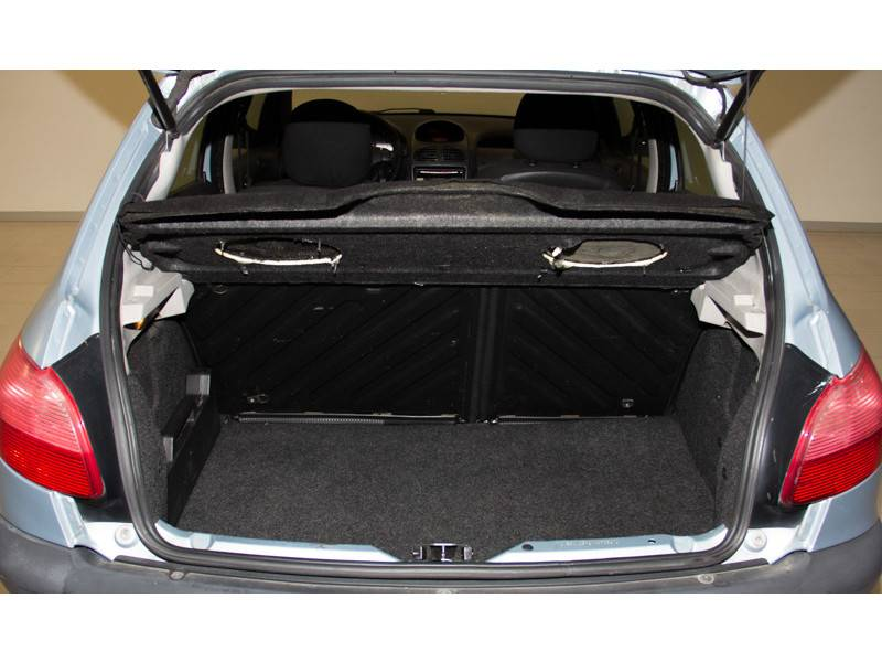 Peugeot 206 1.4 HDI XS