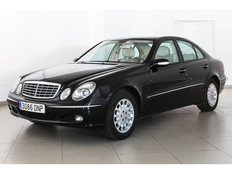 Mercedes-Benz Clase E E 220 CDI   AUTO ELEGANCE