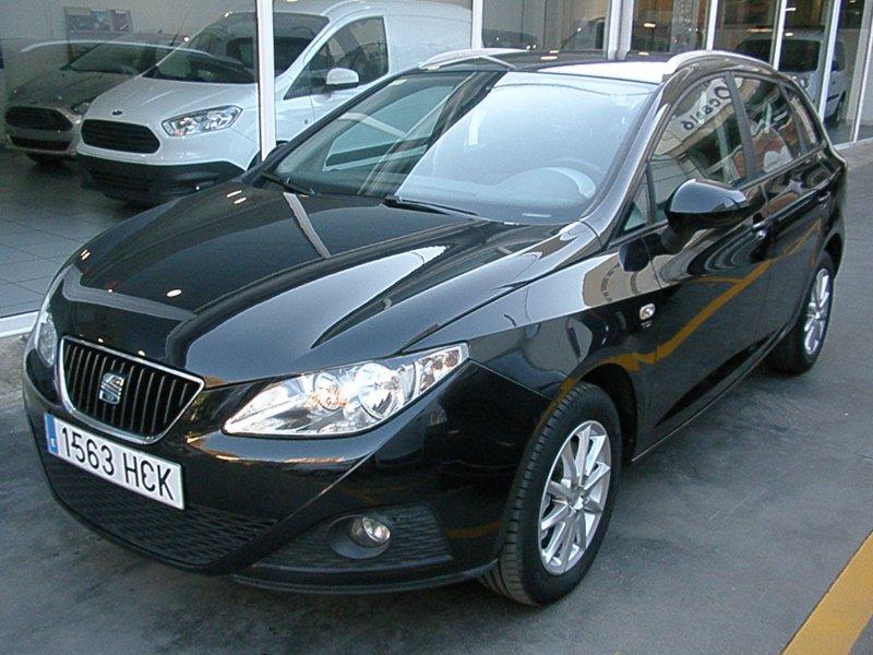 SEAT Ibiza ST 1.6TDI 105CV