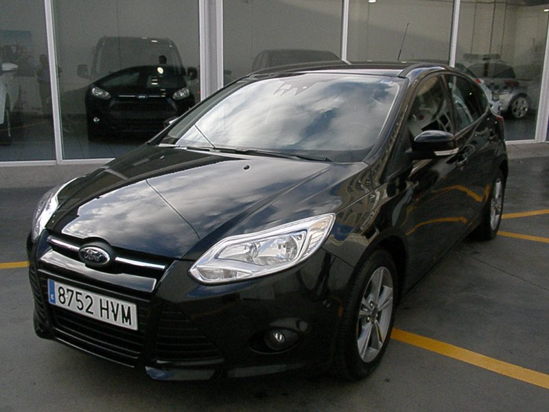 Ford Focus 1.0i ECOBOOST 125CV EDITION