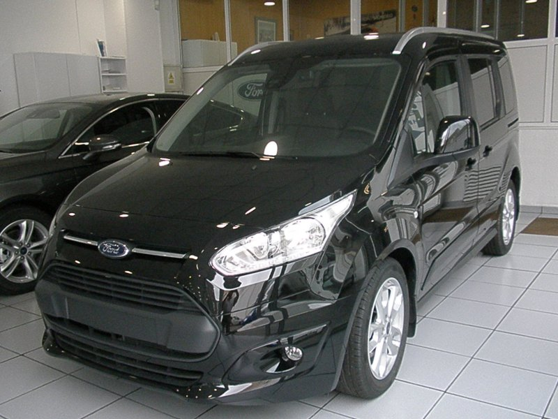Ford Tourneo Connect 1.5TDCI 120CV TITANIUM TITANIUM